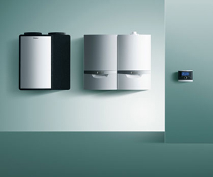 Vaillant GeoTHERM VWL Hybride